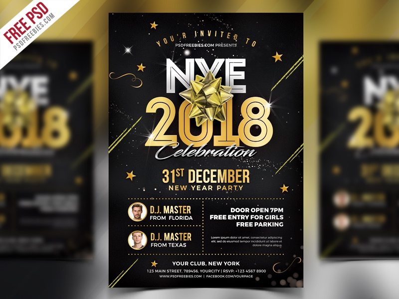 New Years Eve Concert 2018