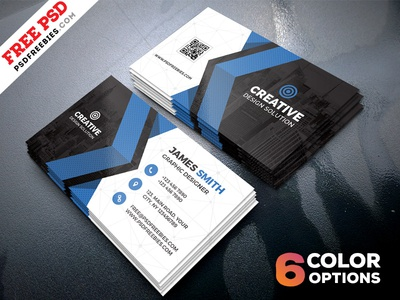 Free Business Cards Templates PSD Bundle By PSD Freebies Dribbble - Business cards templates photoshop