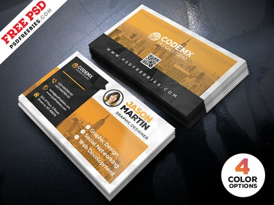 Clean business card template psd bundle by psd freebies dribbble clean business card template psd bundle reheart Gallery