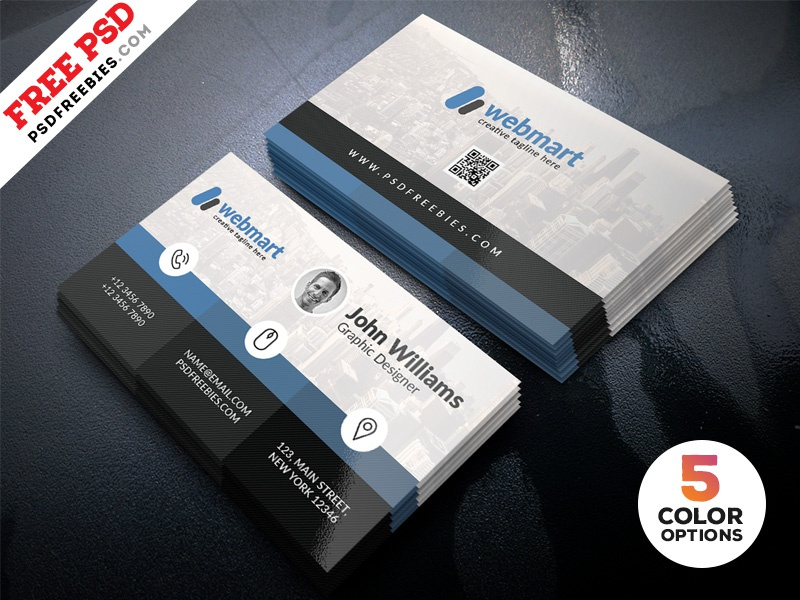 Creative business card design template psd set by psd freebies creative business card design template psd set branding business cards identity print stationery typography free psd wajeb Image collections