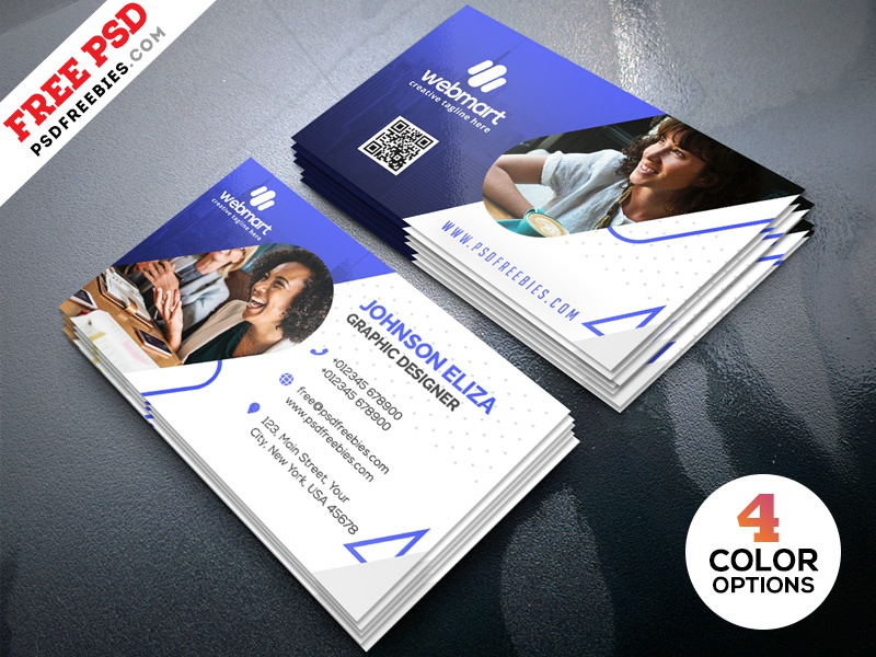 Modern business card design templates psd by psd freebies dribbble modern business card design templates psd friedricerecipe Gallery