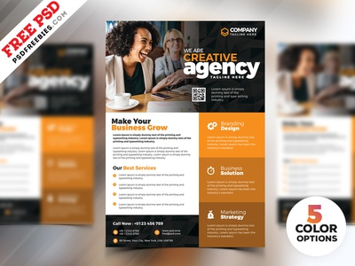Creative Business Flyer PSD Templates corporate flyer corporate business flyer psd flyer corporate print flyer photoshop template download free template design psd template free freebie psd free psd