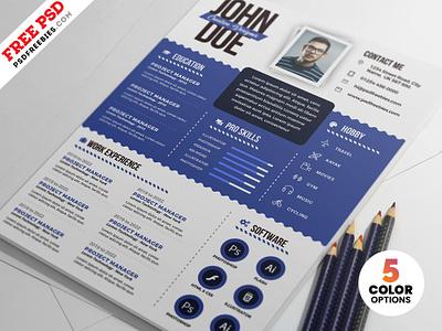 Graphic Designer Resume PSD Templates curriculum vitae cv template cv design creative cv creative resume resume design resume resume cv resumé photoshop template freebie free template design download psd template psd free psd