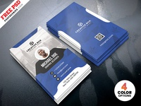 Business Card Design Templates PSD