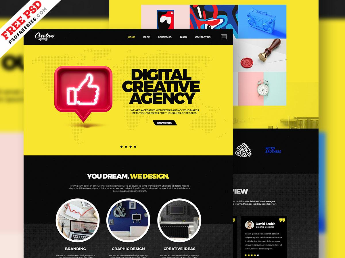 Creative Advertising Portfolio Ideas