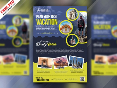 Tour And Travel designs, themes, templates and downloadable graphic