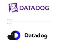 Datadog logo rework (unofficial) dog logo logo tracking error javascript data dog datadog