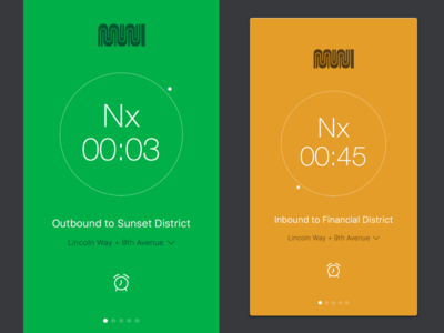 Transit App  ios iphone app smartphone direction time travel commute rail train bus transit