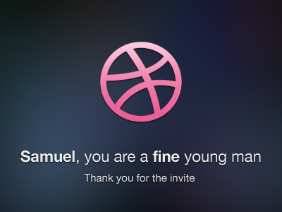 Just boarded dubut dribbble
