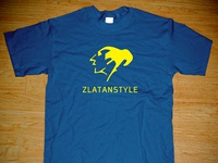 Zlatanstyle Illustration/T-Shirt