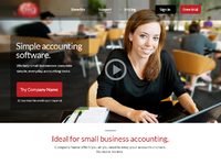 Accounting home page