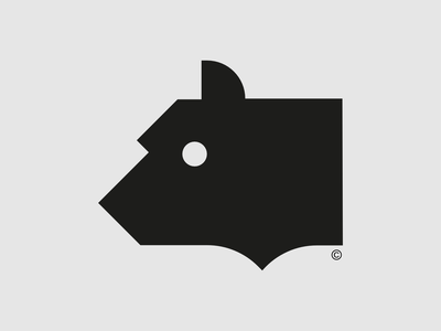 Bear mark design visual design corporate identity illustration vector graphic design branding logo bear