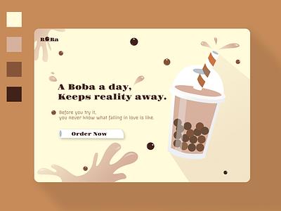 Landing Page | Daily UI #003 ui 003 dailyui