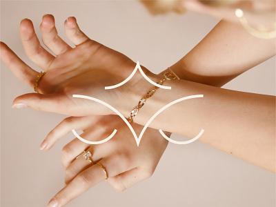 VENUS - Logo Design diamond elegant luxury jewelry elegant logo luxury logo jewelry logo identity visual identity visual brand identity branding brand logo designer logo design logo