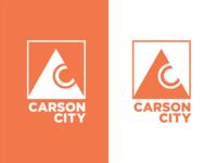 Carson City Logo Design