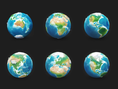 National Geographic Maps - Globes