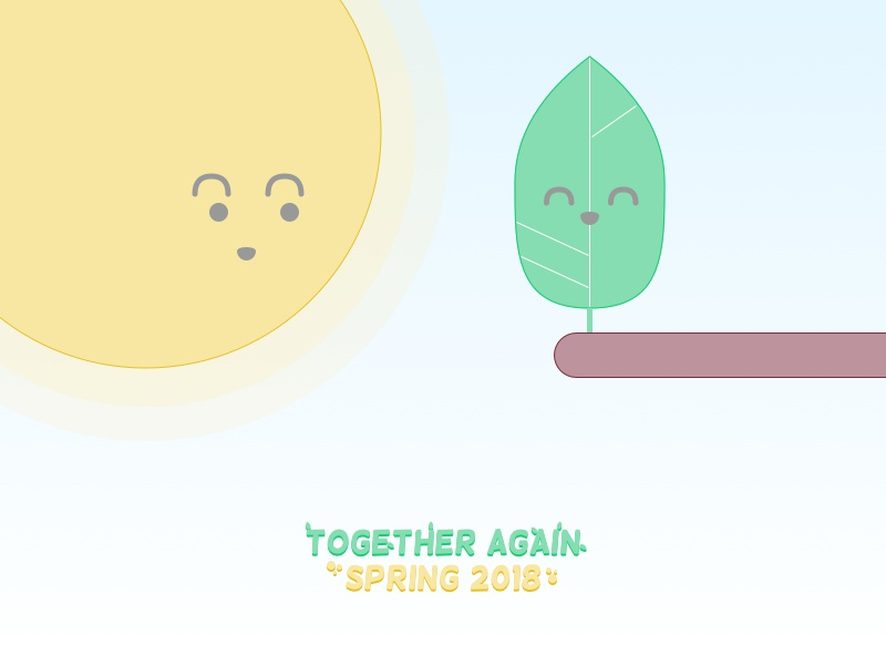 Together Again - Spring 2018