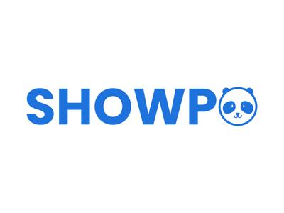 Showpo Logo 3 russian doll matryoshka icon panda branding brand design logo