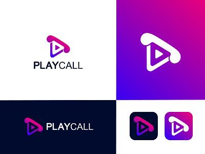 Play call logo playcall logo call logo play logo logo artwork logo artist branding logo design logo art logo  branding professional logo logo design graphic design