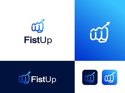 Fist up logo fist up logo fist logo logo maker logo designer logo artist logo art branding logo  branding professional logo logo logo design graphic design