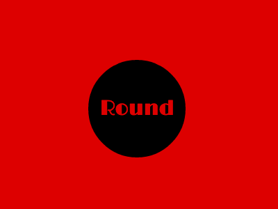 Round button css html button buttonthisup red