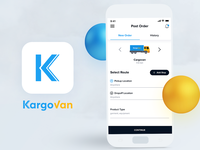 KargoVan - Fleet Management App