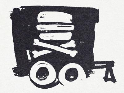 Sleepop alleyburger trailer