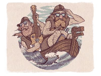 Hipster Rock Vikings