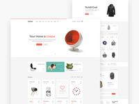 Shopy - Online Shop Theme