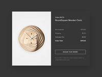 Email Receipt - Daily UI challenge #017