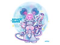 SPACE BUNS EP