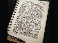 Park City Sketch