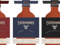 Deerhammer Spirit Family - WIP