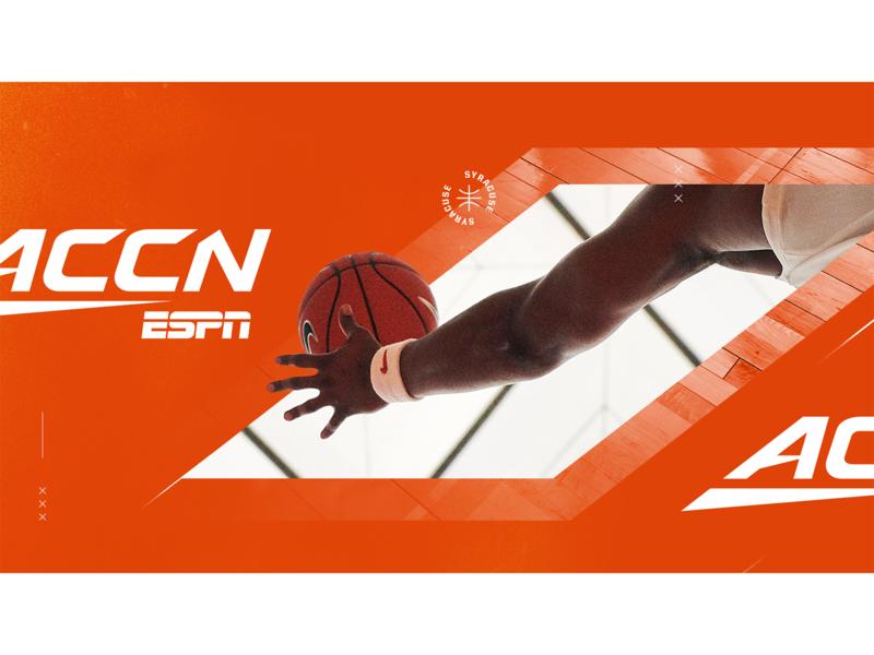 ESPN — ACC Network unviersity collegiate college type ui branding system design broadcast football basketball accn espn
