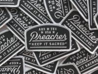 Preacher Hat I