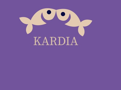 KARDIA LOGO ui illustration icon graphic design golden ratio design golden branding app logo