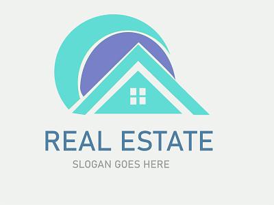 Real Estate logo design ui logo illustration icon graphic design golden ratio golden design branding real estate logo