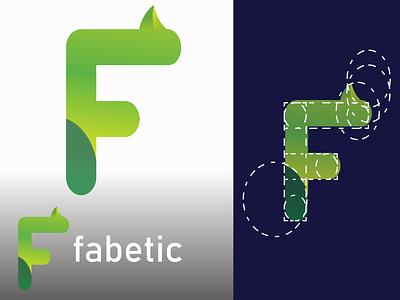 F Golden Ratio logo design vector ui illustration icon graphic design logo design branding golden ratio golden