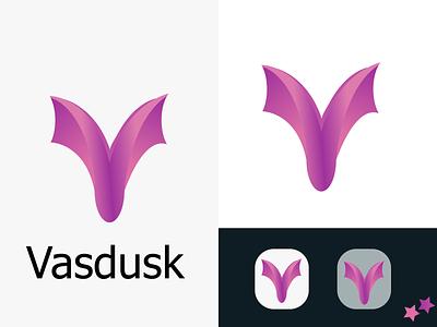V Abstract letter logo letter logo 3d vector abstract letter logo golden design ui illustration icon graphic design branding v logo