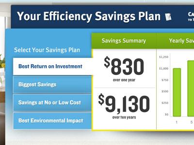 Energy Savings App