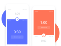 Balancy – Work & rest balancing timer