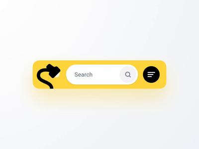 Search Bar Animation