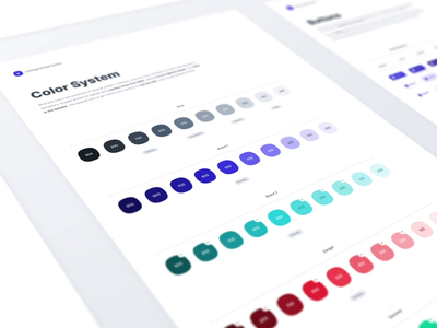 Leverege Design System: Modules styleguide aftereffects animation inputs colors buttons figma library components ux ui system design
