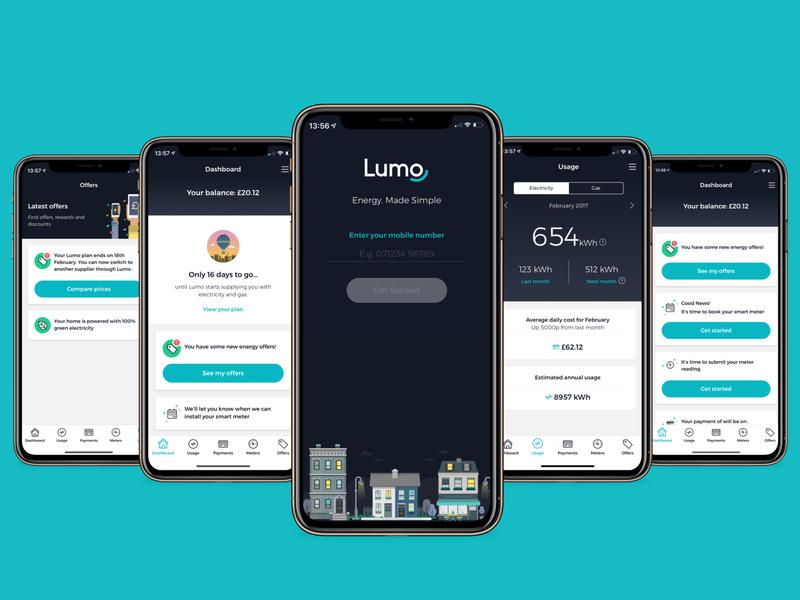 OVO - LUMO - Energy Made Simple.
