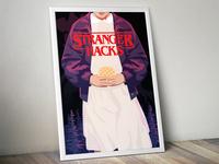 Stranger Hacks Poster