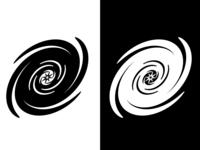Galaxy logo concept #1