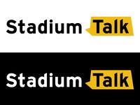 Stadium Talk Logo