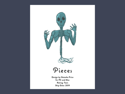 Pieces, a game document