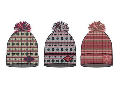 Hat designs, CADs