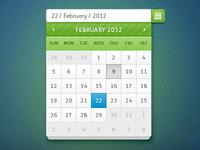 trip2gether - calendar